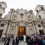 Septembre 2015. Voyage du pape François à Cuba