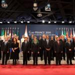 Sommet du G20, à Cannes, sous présidence française…