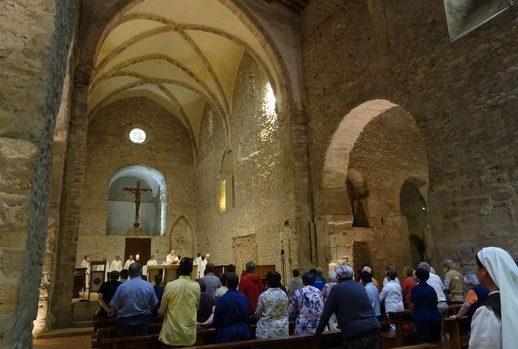 Messe à Saint-Michel