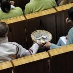 Pourquoi collecter de l'argent pendant la célébration de l'eucharistie ?
